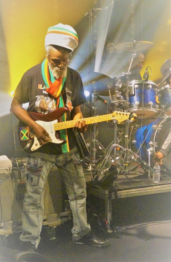 Jabulani Ngozi, Black Roots, Trabendo Paris (15/11/2018)