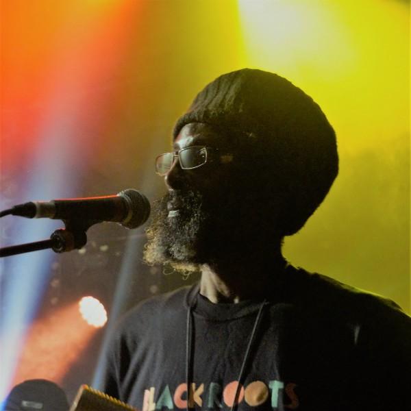 Kondwani Ngozi, Black Roots, Trabendo Paris (15/11/2018)