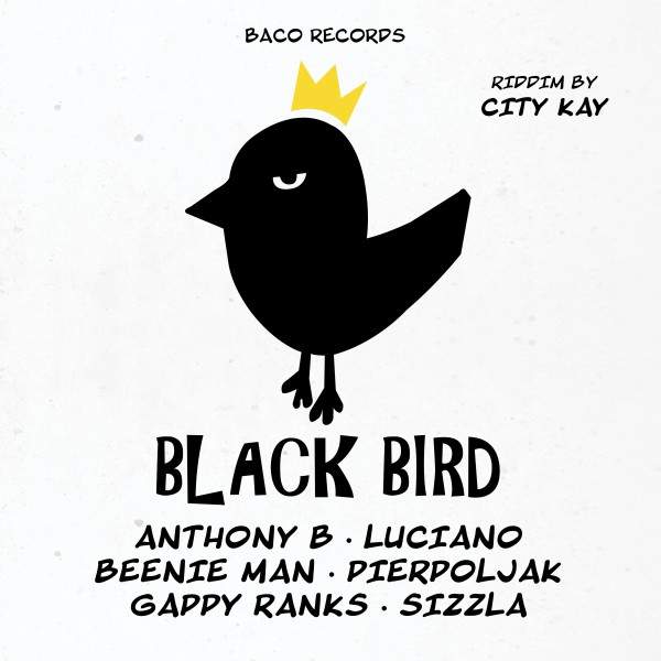 sizzla, think wise, black bird riddim