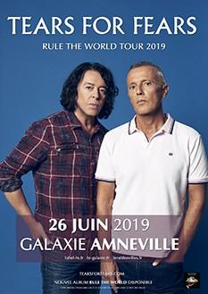 Tears For Fears, concert, amnéville