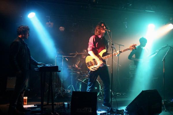 liquid bear, unwind, EP, interview
