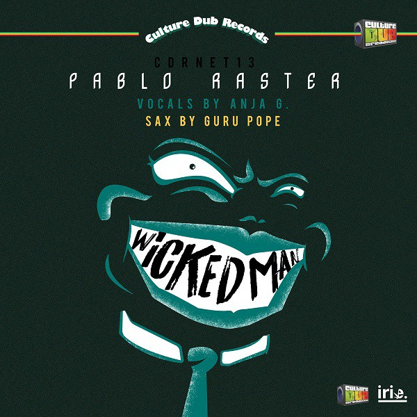 Pablo Raster - Cover Wicked Man