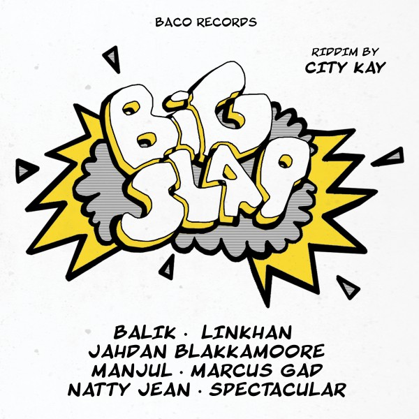 Cover Big Slap Riddim