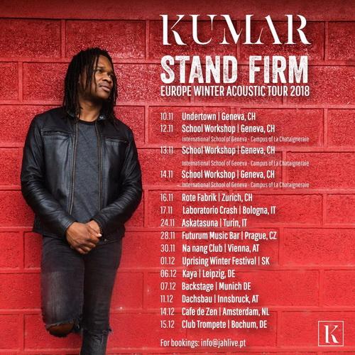 Kumar Tour in Europe