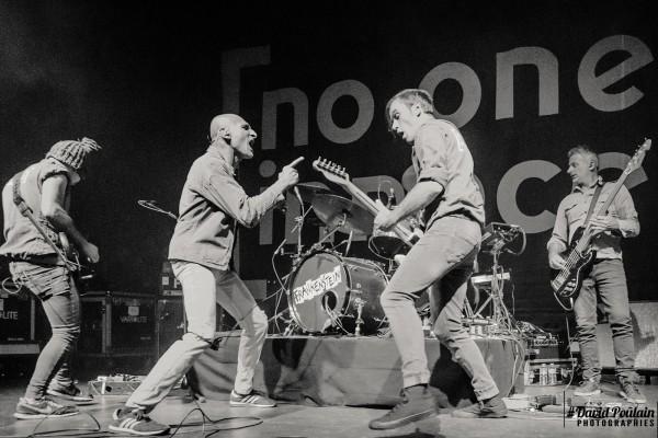 Frankenstein, Concert, Rock, 2018, Sueur