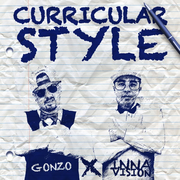 Gonzo & Inna Vision - Cover Curricular Style