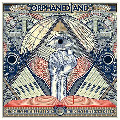 orphaned land, unsung prophets & dead messiahs