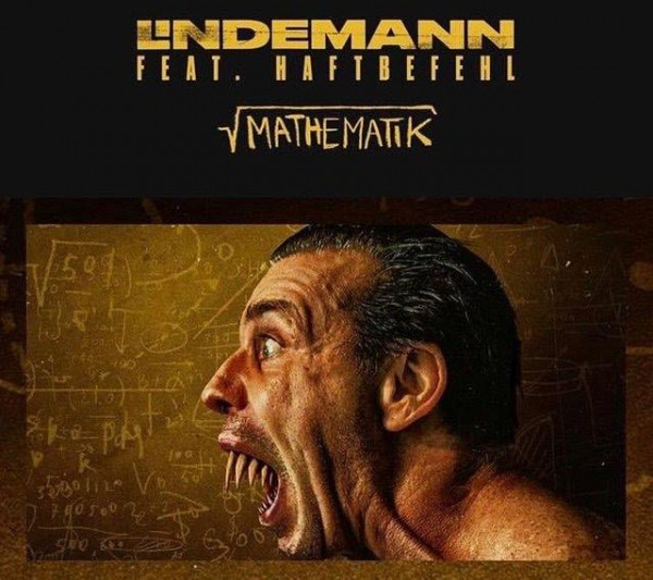 lindemann, nouveau single, mathematik, Haftbefehl,  metal industriel