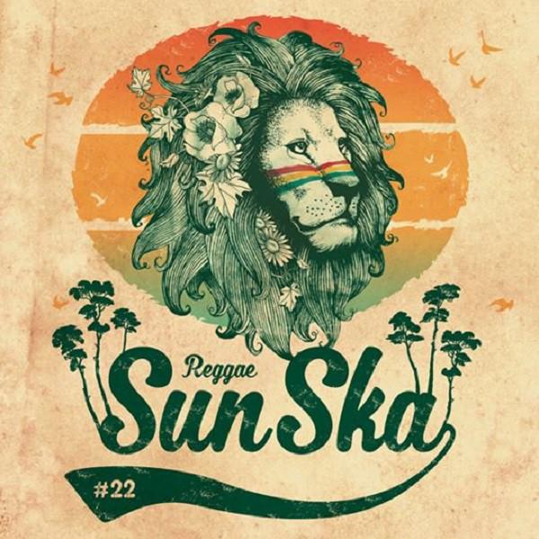 Reggae Sun Ska 2019 - Logo