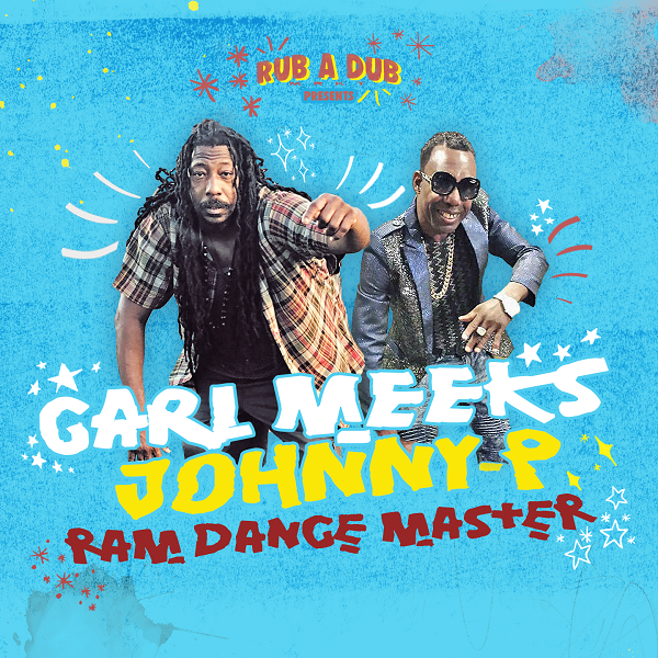 Carl Meeks feat. Johnny P - Cover Ram Dance Master