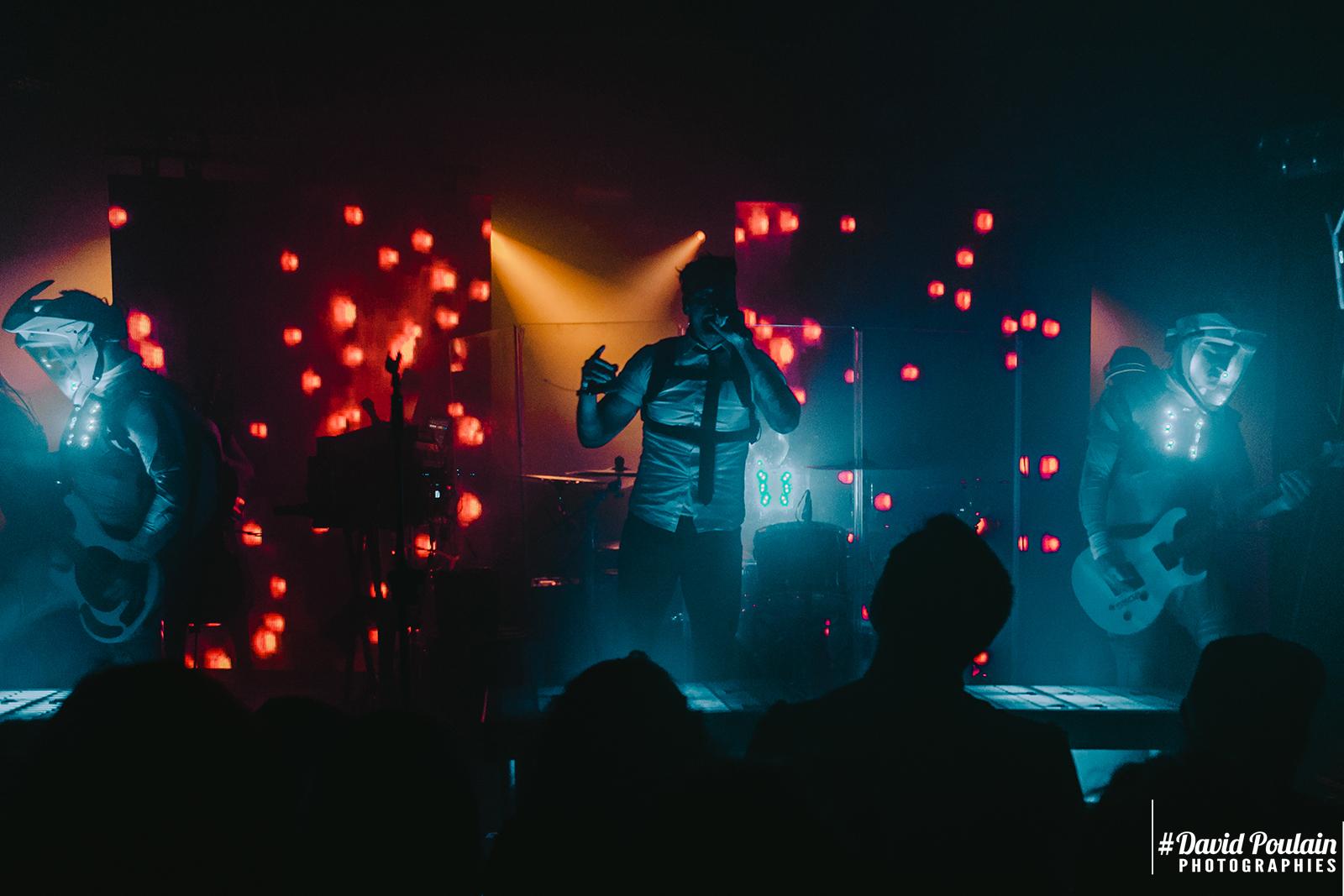 Starset, Cabaret Sauvage, Paris, 2019, tour