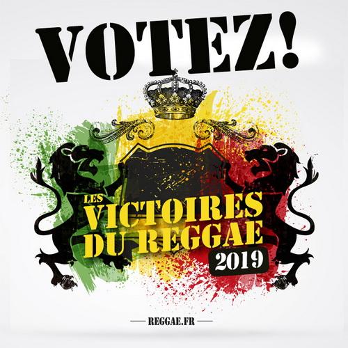 Votez Victoires du Reggae 2019