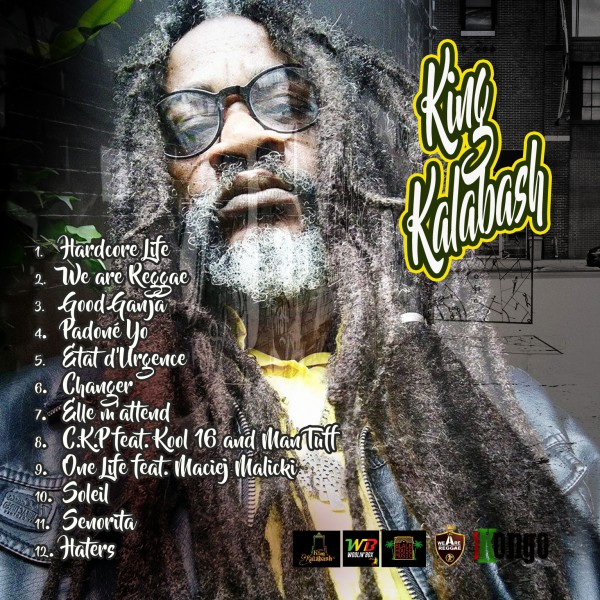 King Kalabash mixtape verso