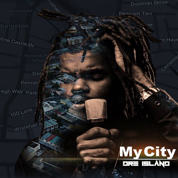 "Dre Island - Cover "" My City """