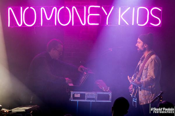 No Money Kids - la Maroquinerie © David Poulain