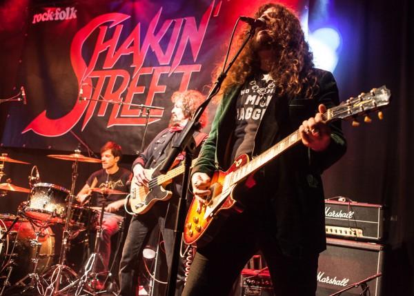 Shakin' Street, Sabotage, Metronum, Toulouse, concert, tournée
