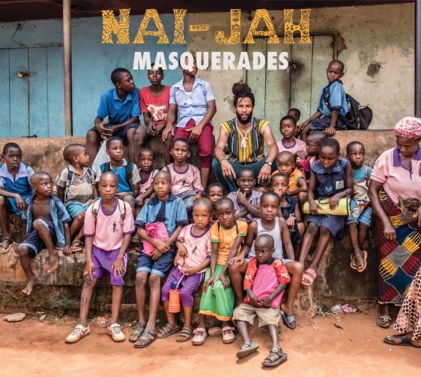 Nai-Jah - Masquerades