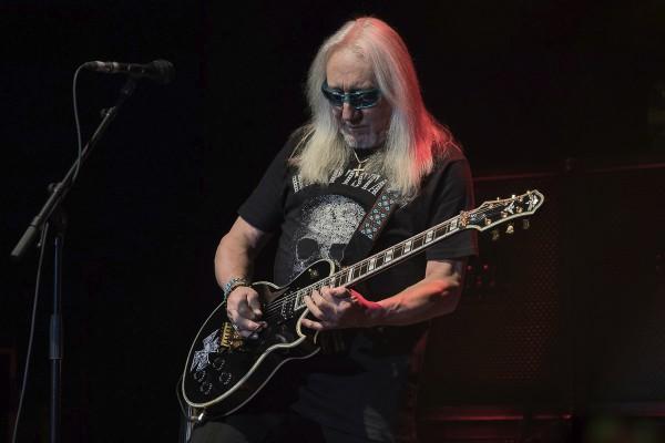 Uriah Heep, Mick Box, patriarche