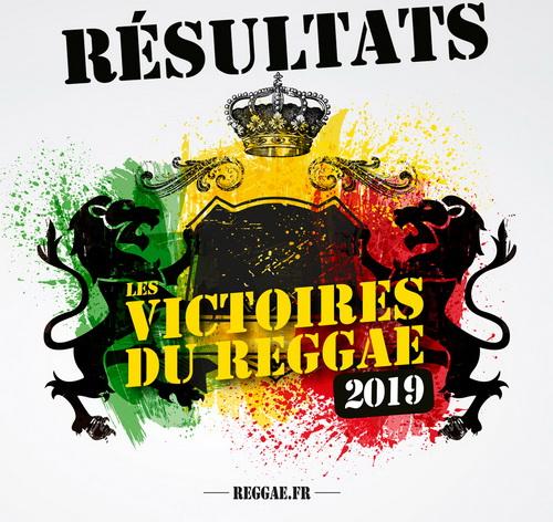 Pavé Reggae.fr Victoires 2019