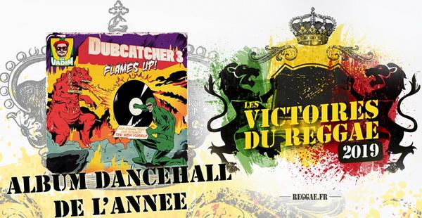 Les Victoires du Reggae 2019 Dancehall