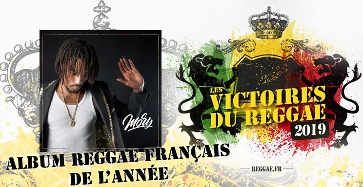 Les Victoires du Reggae 2019 Album Français