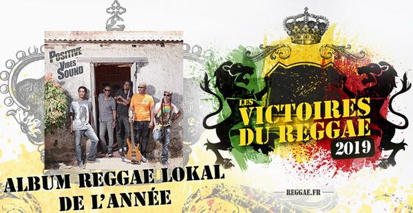 Victoires du Reggae 2019 Album Dancehall Lokal