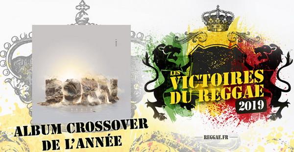 Victoires du Reggae 2019, Album Crossover