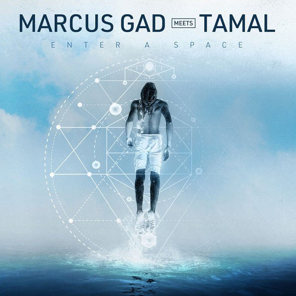 Marcus Gad - Cover, Enter A  Space