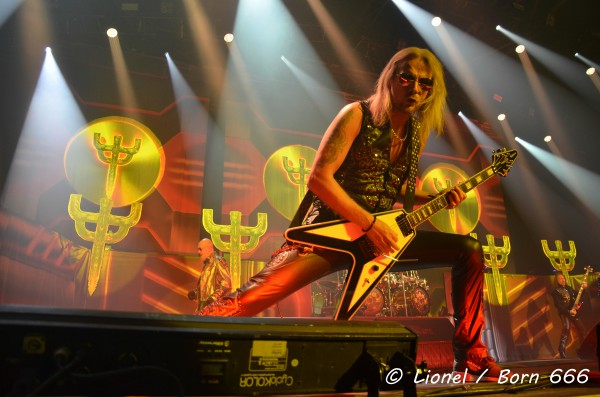 Judas Priest, Firepower Tour 2019, zénith de paris, heavy metal