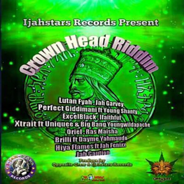 Ijahstars Records - Crow Head Riddim, Cover