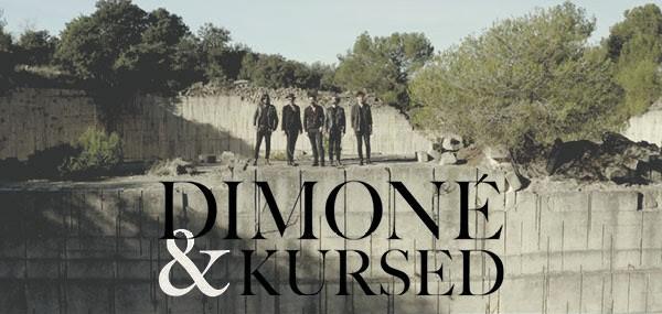 Dimoné, Kursed, C'est nickel, single, Mon Amorce, clip