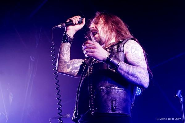 Tomi Joutsen, Amorphis, chanteur