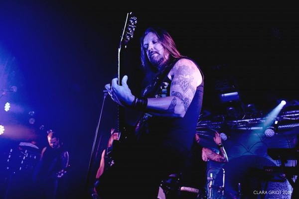 Guitariste, Amorphis