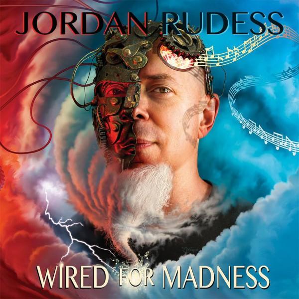 Jordan Rudess, Dream Theater, Wired for Madness, John Petrucci, James LaBrie, Joe Bonamassa, Guthrie Govan