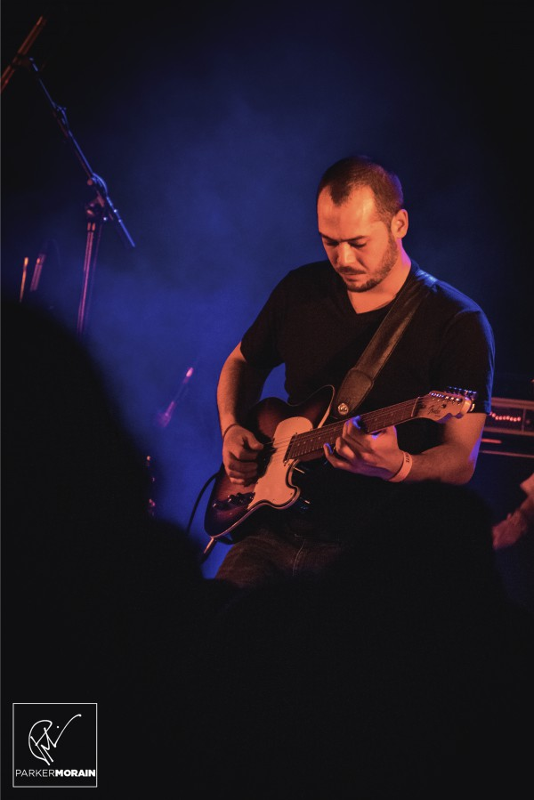Vincent Tûan Lépinaux, Guitare, Lidiop - Guyancourt