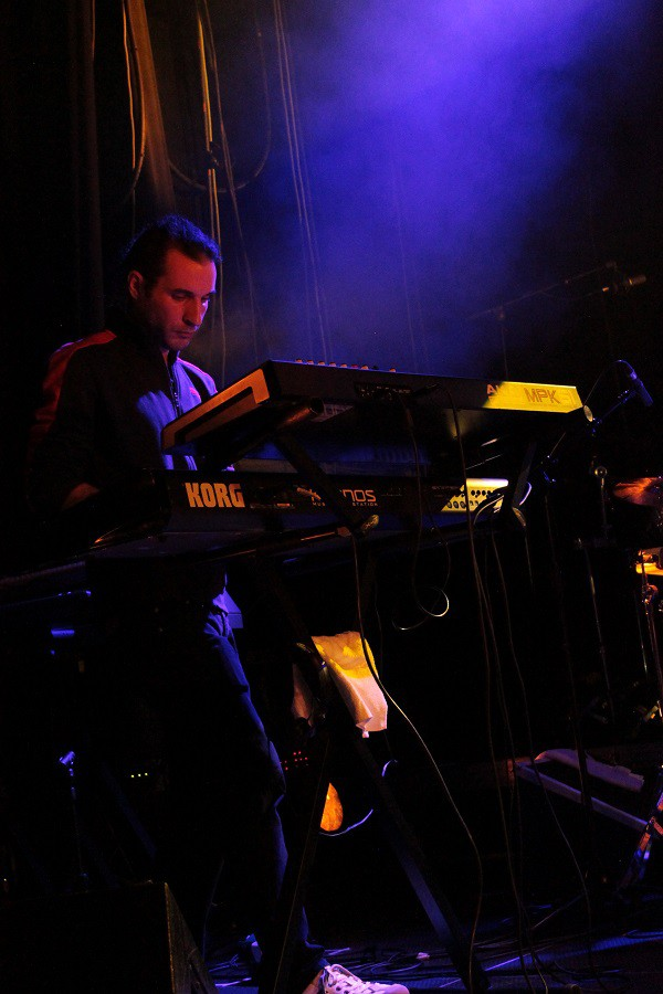 Lidiop, Keyboard man - Guyancourt