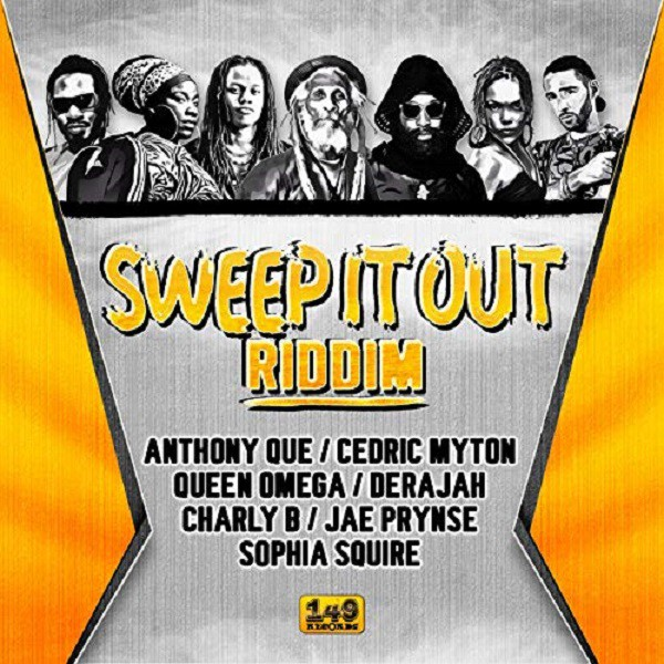 Sweet it Out Riddim, Cover