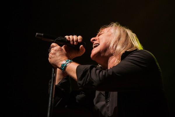 Uriah Heep - Bernie Shaw