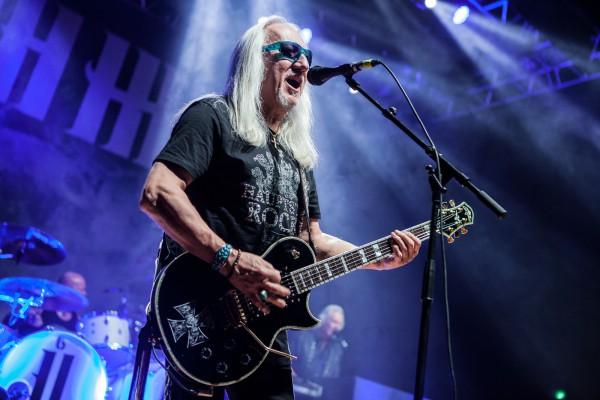 Urian Heep - Mick Box