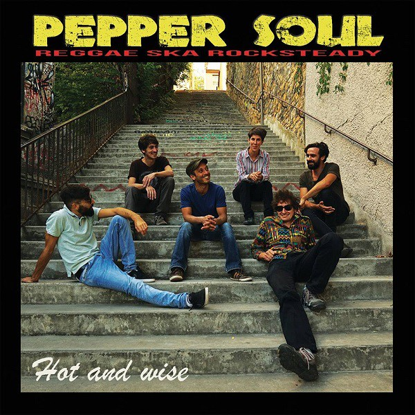 Pepper Soul - Cover Hot and Wise