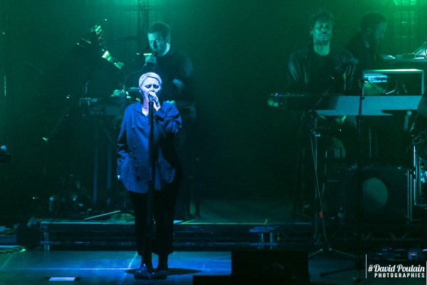 Massive Attack, Mezzanine XXI, Zénith de Paris