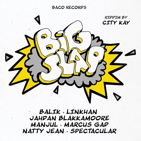 Cover Big Slap Riddim