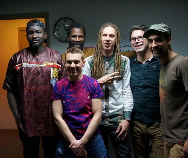 Filentre et son Band, Inou Wali Release Party, Le JAM Montpellier (15/02/2019)