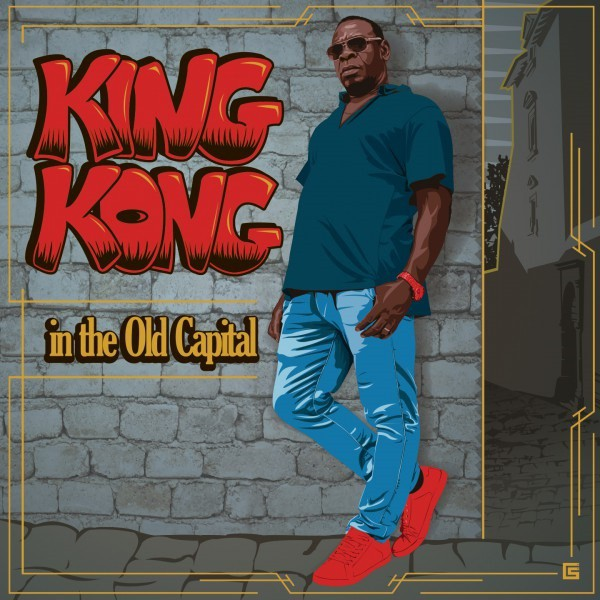 King Kong in The Old Capital, cover