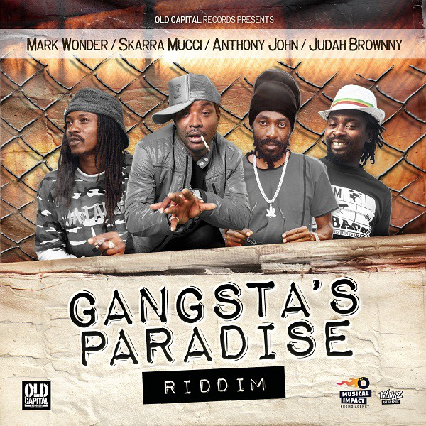 Judi-K, Old Capital Records - Gangsta's Paradise