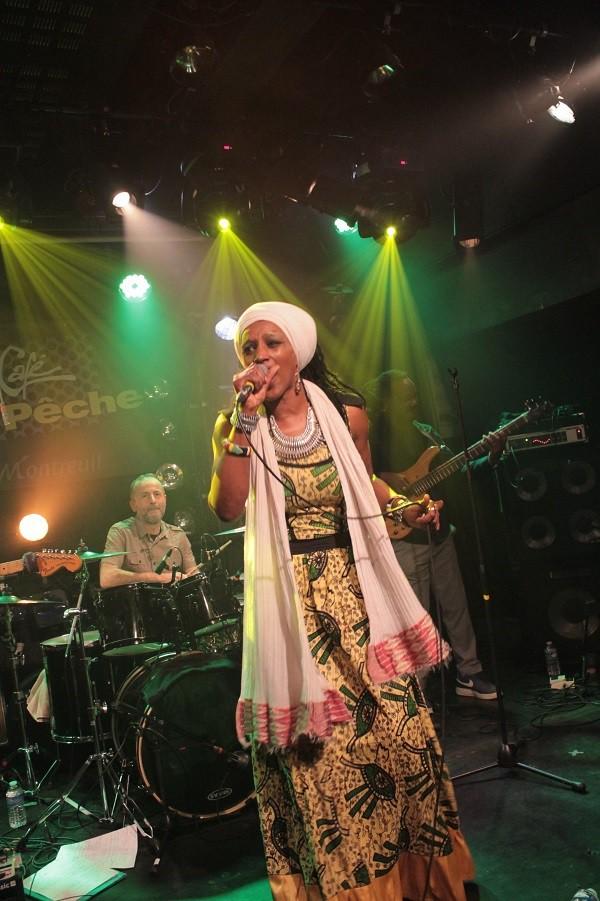 Mo'Kalamity & The Wizards, Café de la Pêche- Montreuil, 25/01/2019