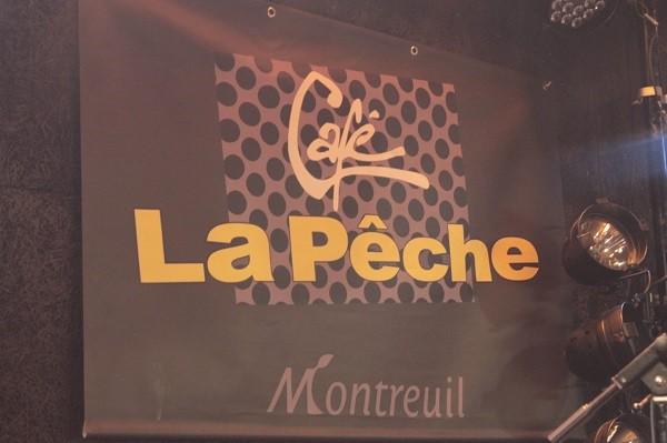 Le Café de La Pêche Montreuil