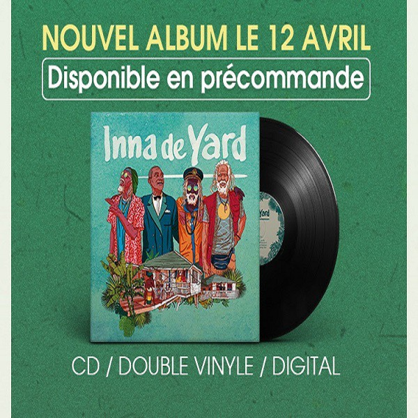 Inna De Yard -  Bannière album disponible