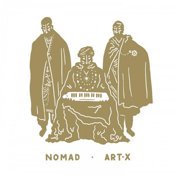 art-x, nomad, mélodica