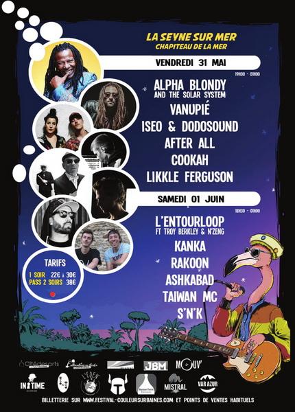 Festival Couleurs Urbaines #11